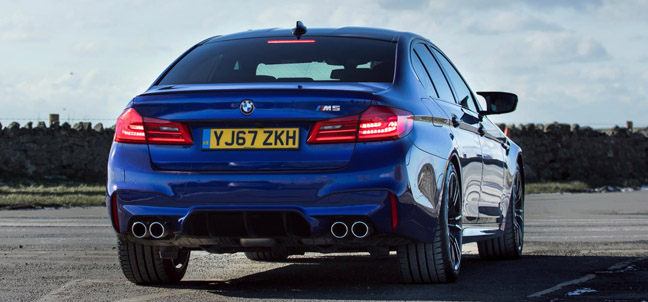 Six generations and 34 years is the new BMW M5's phenomenal legacy