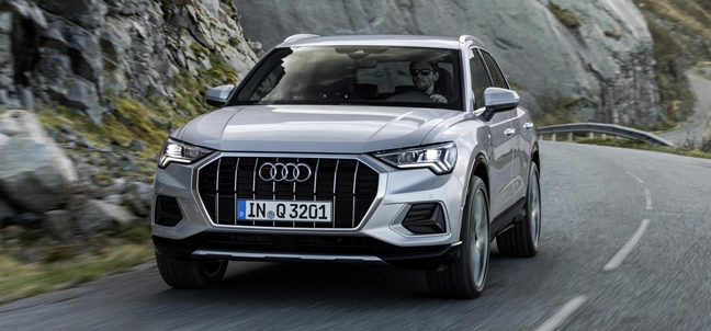 Concentrated focus hikes new Audi Q3 onto a higher platform