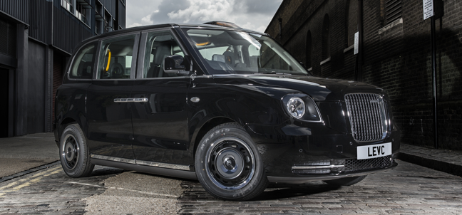 Famous Black Cab becomes electrified - Forces Cars Direct